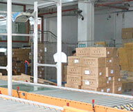 YiSu warehouse, standardize operations